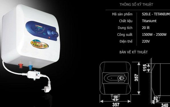 Hướng dẫn sử dụng máy nước nóng an toàn – tiết kiệm