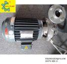 Máy Bơm Ly Tâm Dạng Xoáy Đầu Inox TECO 5 HP