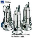 Máy bơm chìm hút bùn Inox Ebara nhập khẩu DW VOX 200