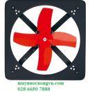 Quạt thông gió vuông FAS 60-4