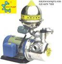 Máy bơm phun tăng áp vỏ gang đầu inox HJA225-1.75 265T