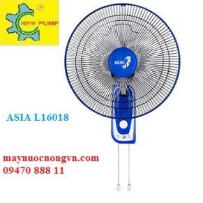 Quạt treo tường Asia L16018