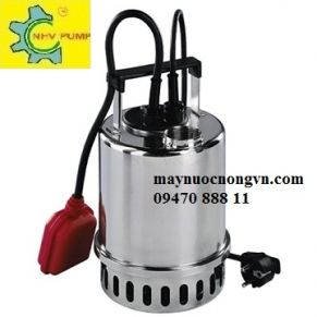 Máy bơm chìm hút nước thải Inox Ebara Best 4 MA