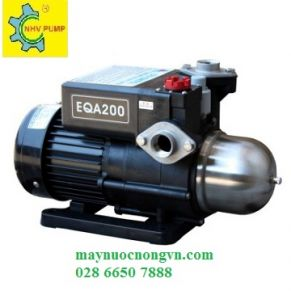 Máy bơm tăng áp điện tử. đẩy cao EQA 225-3.75 265