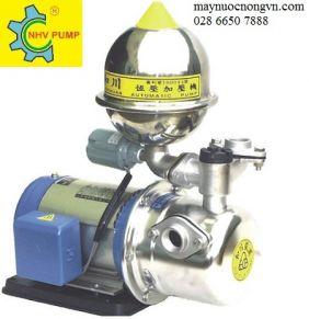 Máy bơm phun tăng áp vỏ nhôm đầu inox 1/2HP LJA220-1-37 265T
