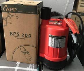Máy bơm chìm APP BPS 200